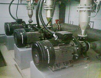 Электропривод в промышленности