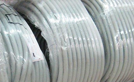 Труба гофрированная для электропроводки