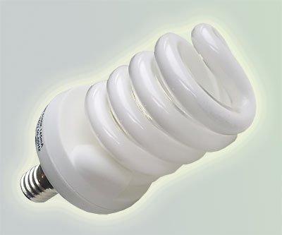 Почему моргает энергосберегающая лампа?