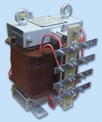 Однофазный разделительный трансформатор 220/220