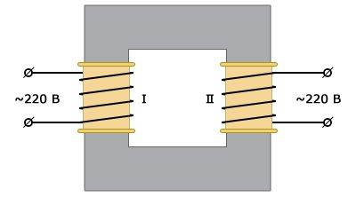 Разделительный трансформатор 220/220
