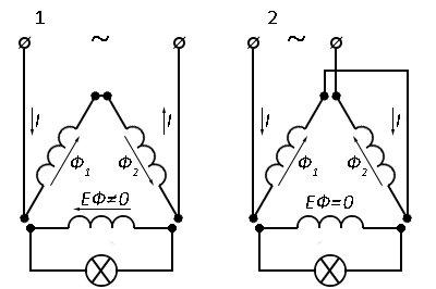 Как найти начала и концы обмоток электродвигателя